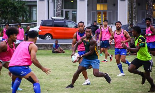 Sport: Olympic spots on offer at Oceania Sevens Champs article image