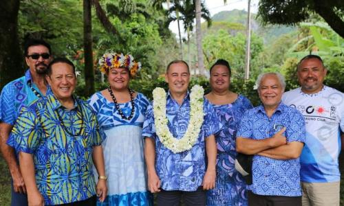 Cook Islands makes appointments to Seabed Minerals Advisory Committee article image