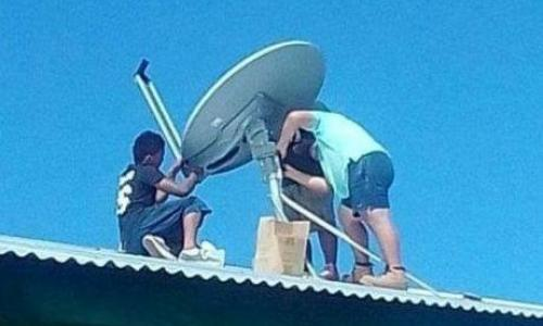 Political row erupts over Samoan school WIFI project article image