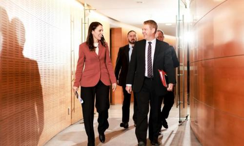 New Zealand-Cook Islands travel bubble to start 17 May - PM Jacinda Ardern article image