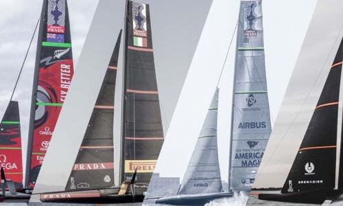 Prada America's Cup Deed of Gift show image