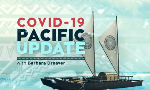 COVID19 Pacific Update show image