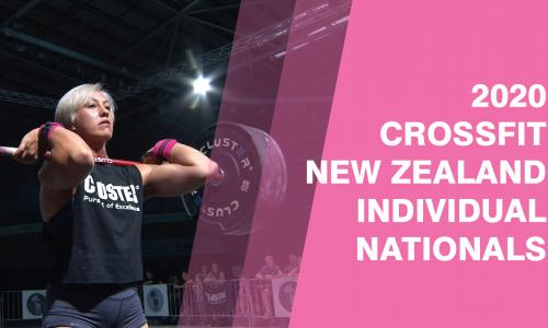 2020 Crossfit NZ Individual Nationals show image