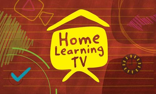 Home Learning TV show image