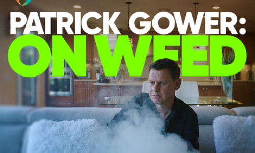 Patrick Gower; On Weed show image
