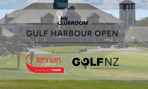 Golf: Gulf Harbour Open show image